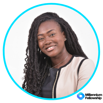 Barbara Nana Aidoo _, ucc,      millennium,      sdg16,     ghana,      2019,      africa,