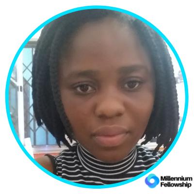 Dorcas Nuer _, ucc,      millennium,      sdg5,     ghana,      2019,      africa,