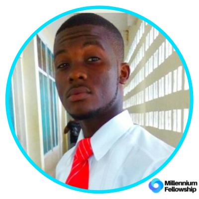 Ebenezer Larbie _, ucc,      millennium,      sdg4,     ghana,      2019,      africa,