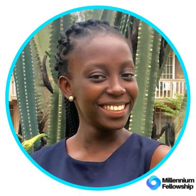 Priscilla Wiah _, ug,      millennium,      sdg4,     ghana,      2019,      africa,