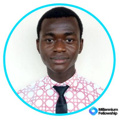 Olaoluwa Adeyemo _, uoi,      millennium,      sdg4,     nigeria,      2019,      africa,