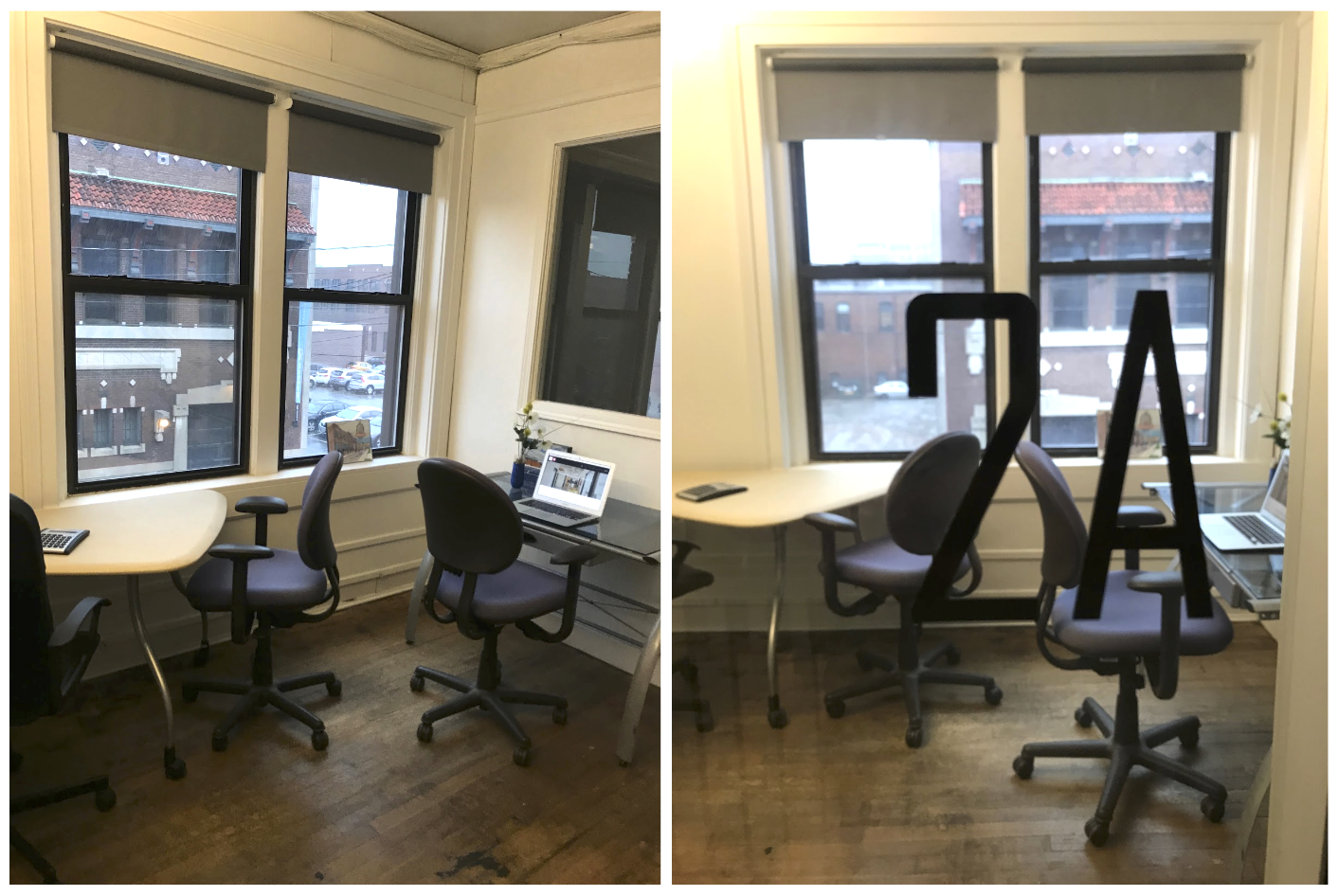 Office 2A - Price: $500/month