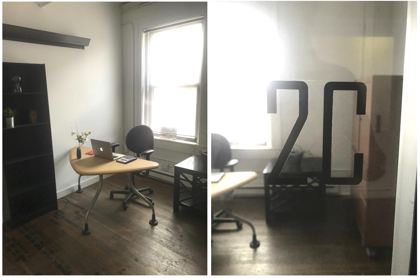 Office 2C - Price: $500/month