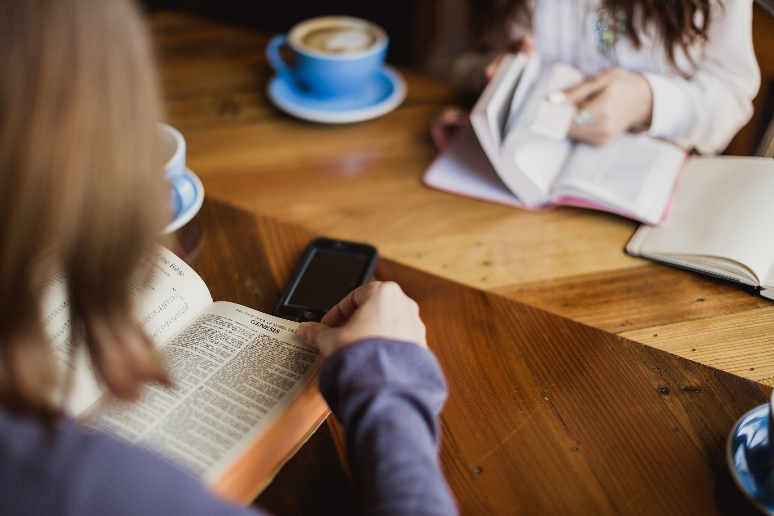 Easy to use resources - After decades of personal Bible study + leading Bible studies, we have developed a resource page to help answer your questions and give you tools to start unpacking Scripture for yourself.
