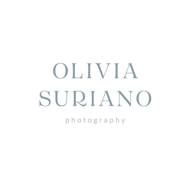 So absolutely honored to announce the launch of @oliviasuriano and her photography business today! 🎉 There is so much joy and excitement behind this launch, and a much bigger story that is unbelievably beautiful and glorifying to God (which you can head over to her stories to read about!). ⠀⠀⠀ @oliviasuriano was my first full branding client and was nothing short of a joy to work with! She is truly gifted in celebrating people and making they feel safe and known and she is the most wonderful blessing to her photography clients! So beyond excited for you, Olivia!