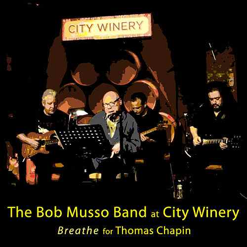 The Bob Musso Band at CIty Winery