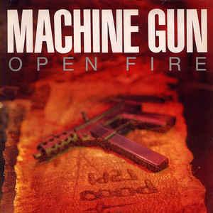 Machine Gun - Open Fire Album