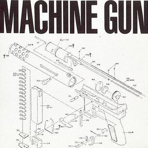 Machine Gun - Machine Gun Album