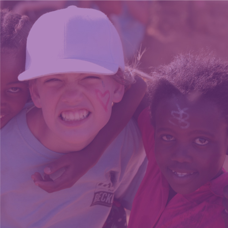 Travel to country - InSite joins our community partners in South Africa for our 6 month programs, while volunteering in France or Brussels for our weekend trips to refugee warehouses.