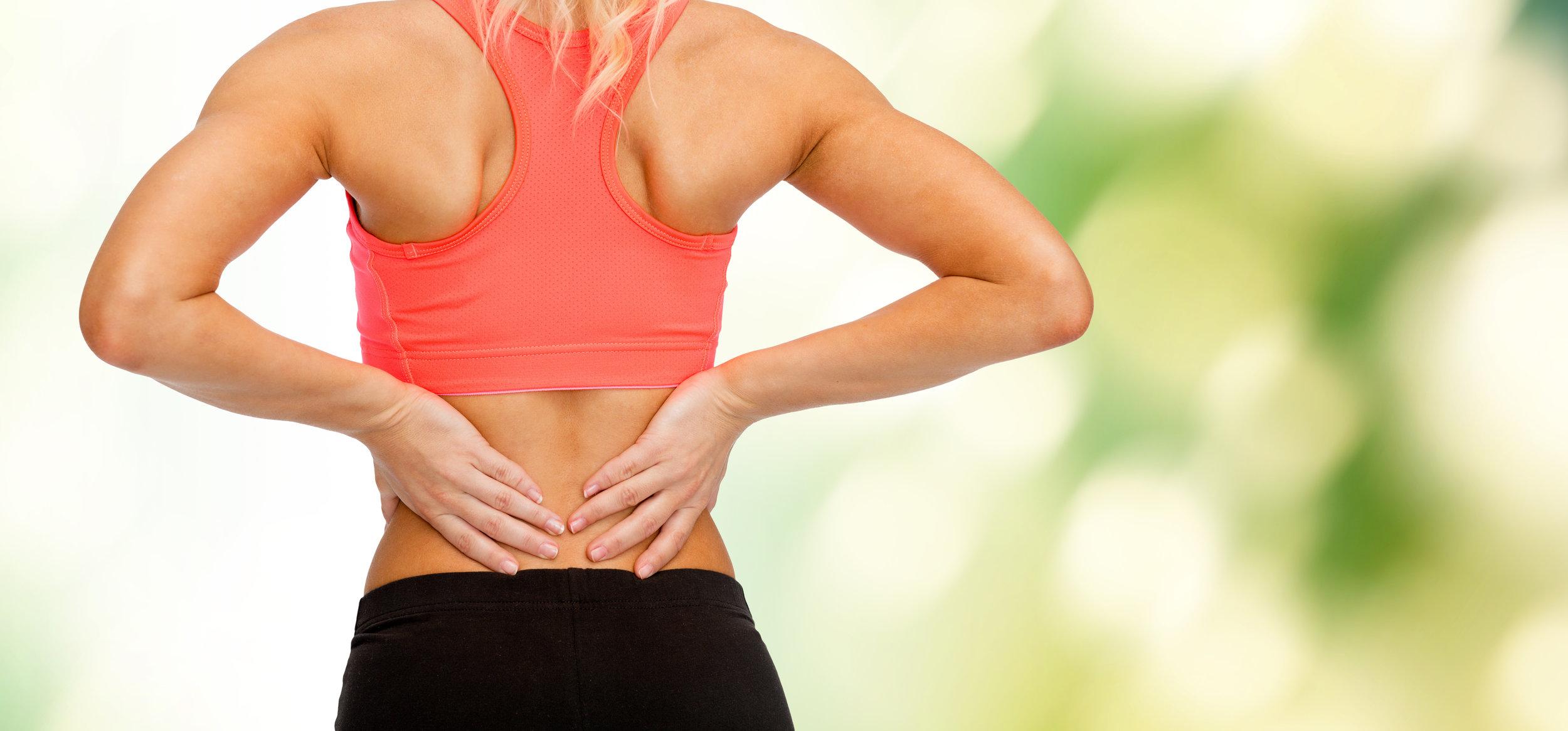SRT for back pain