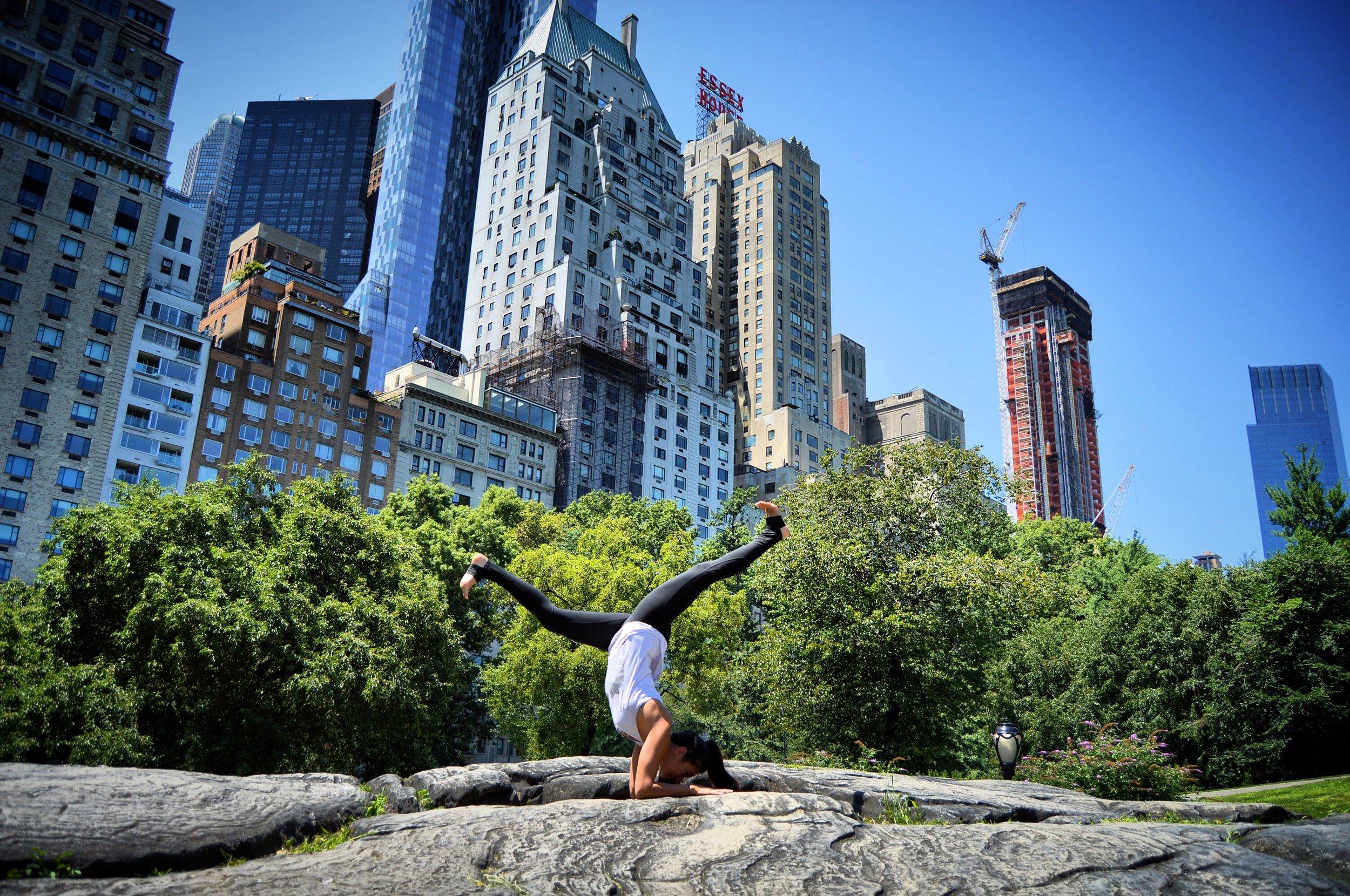 SO: Where do you even begin to start a yoga practice? -