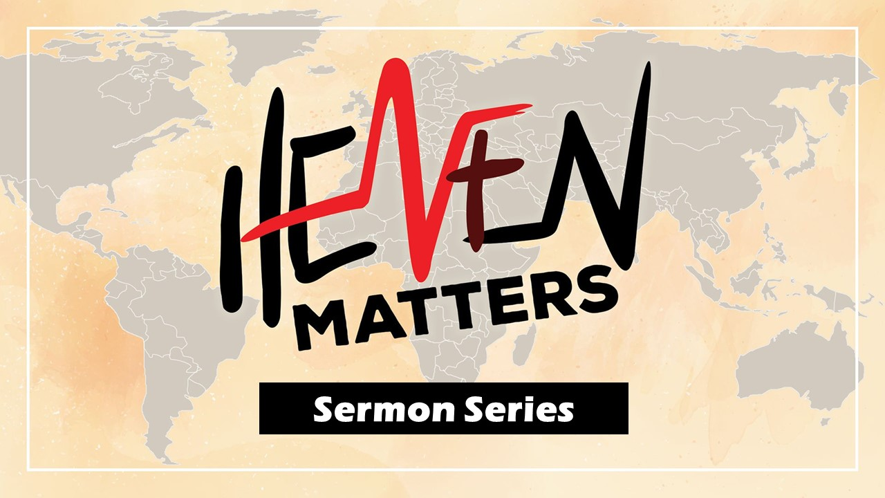 Check out the Heaven Matters Series
