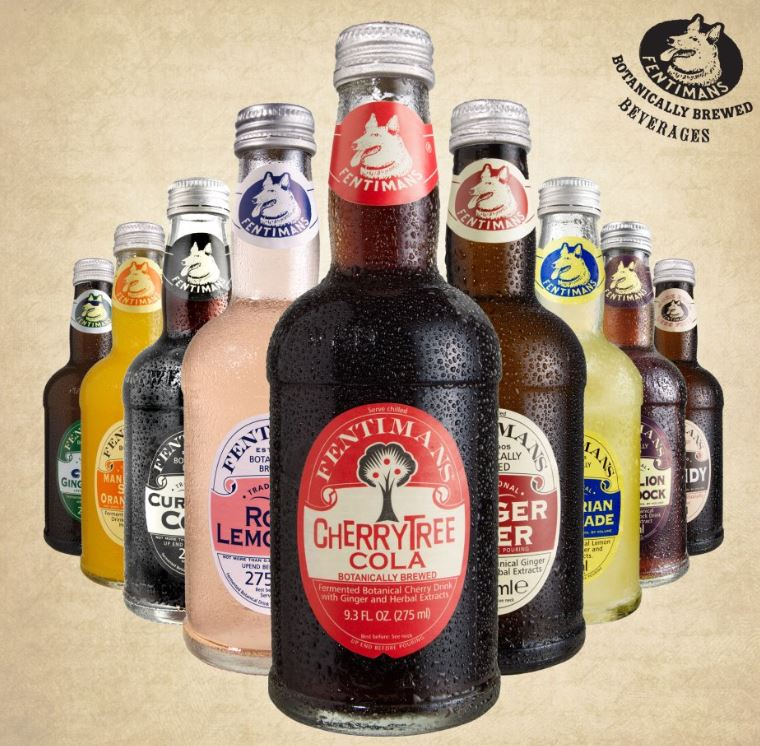 Source: Fentimans Ltd