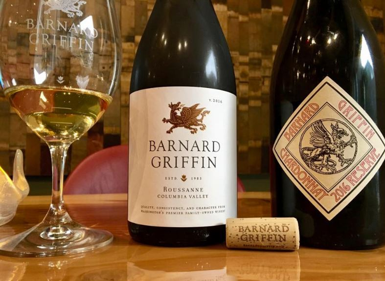 Source: Barnard Griffin Winery