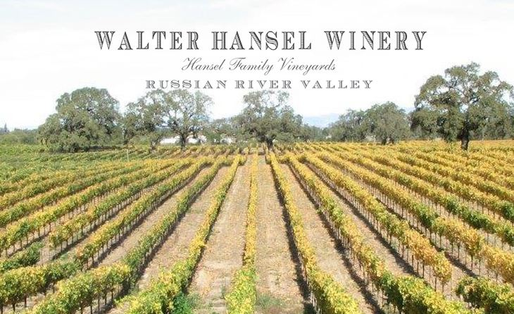 Source: Walter Hansel Winery
