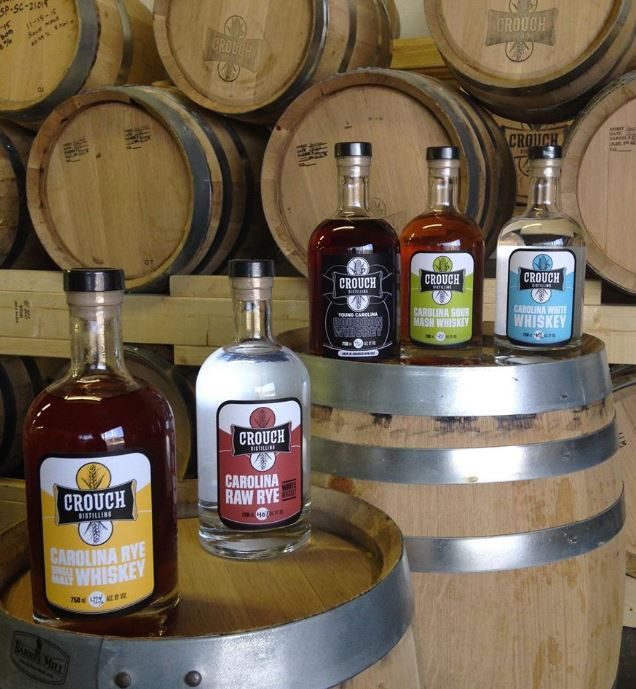 Source: Crouch Distilling