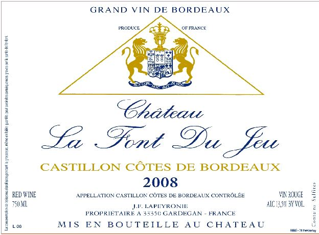Source: Chateau la Peyronie