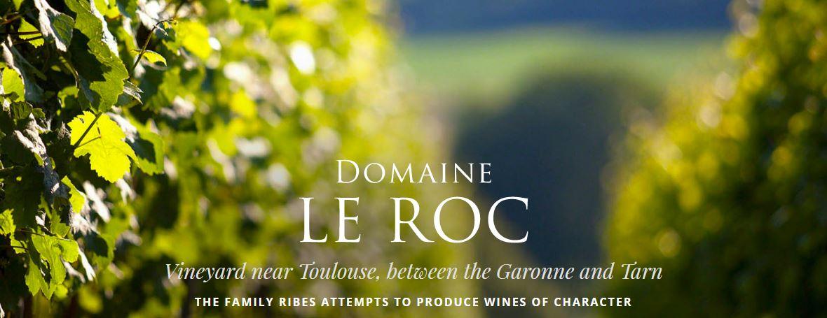 Source: Domaine le Roc
