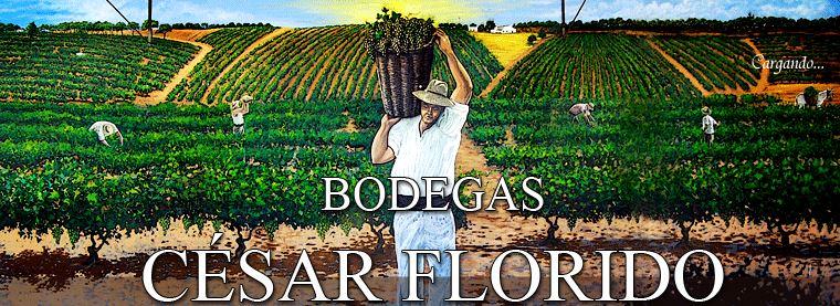 Source: Bodegas Cesar Florido