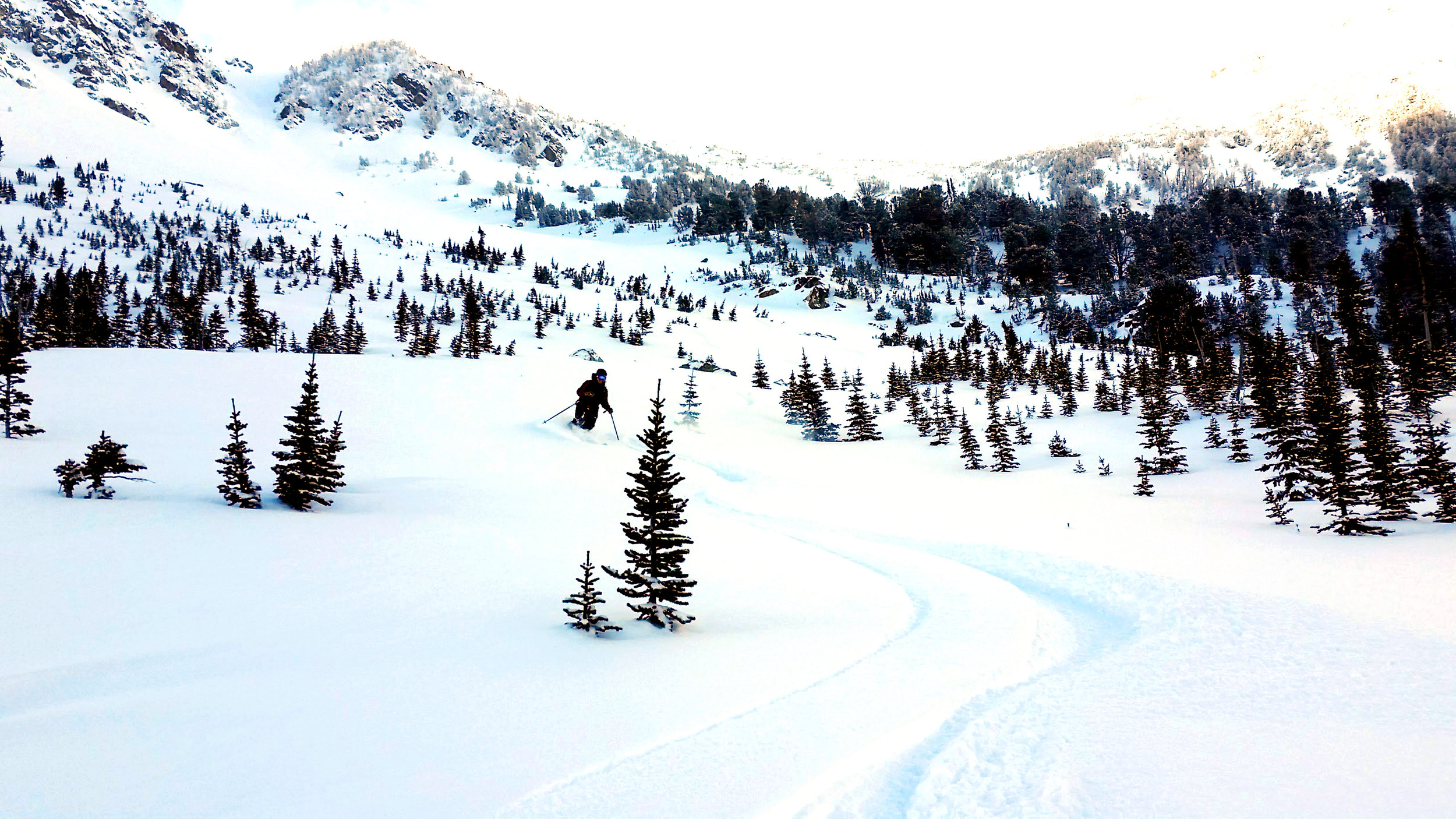 Photo by Tucker Cunningham: Big Sky Backcountry Guides