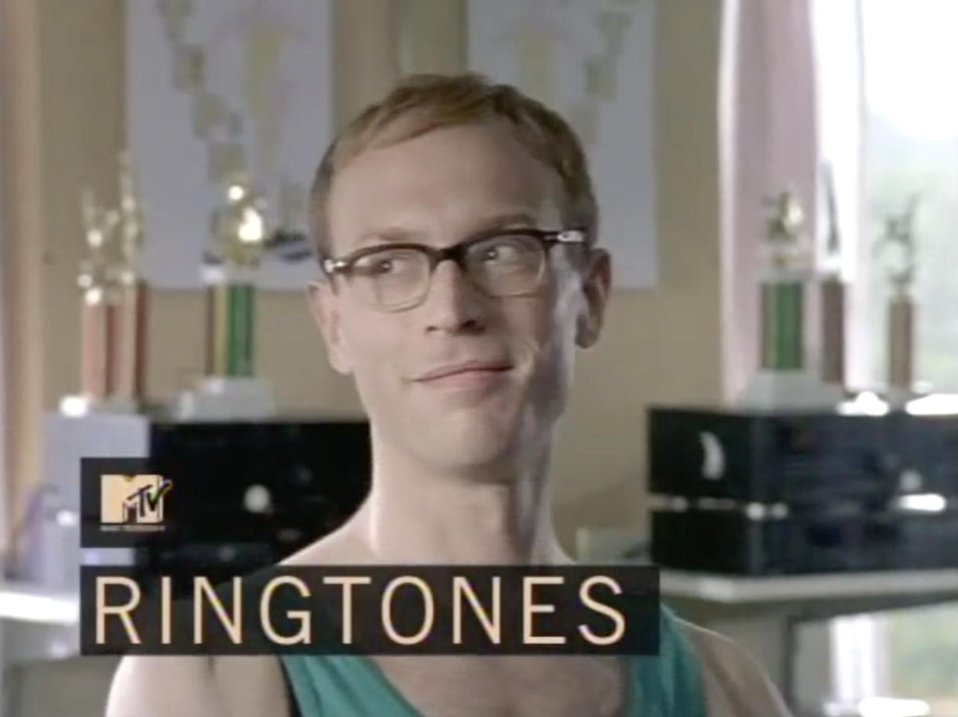 Clayton Dean Smith in MTV Promo Campaign