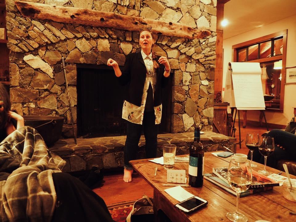 presentations + storytelling -