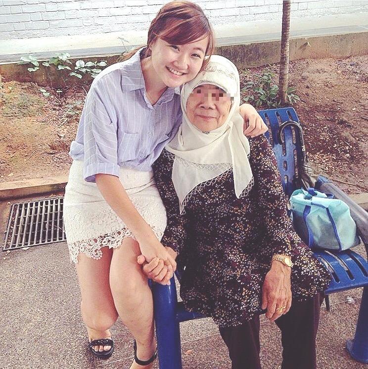 social services elderly folk