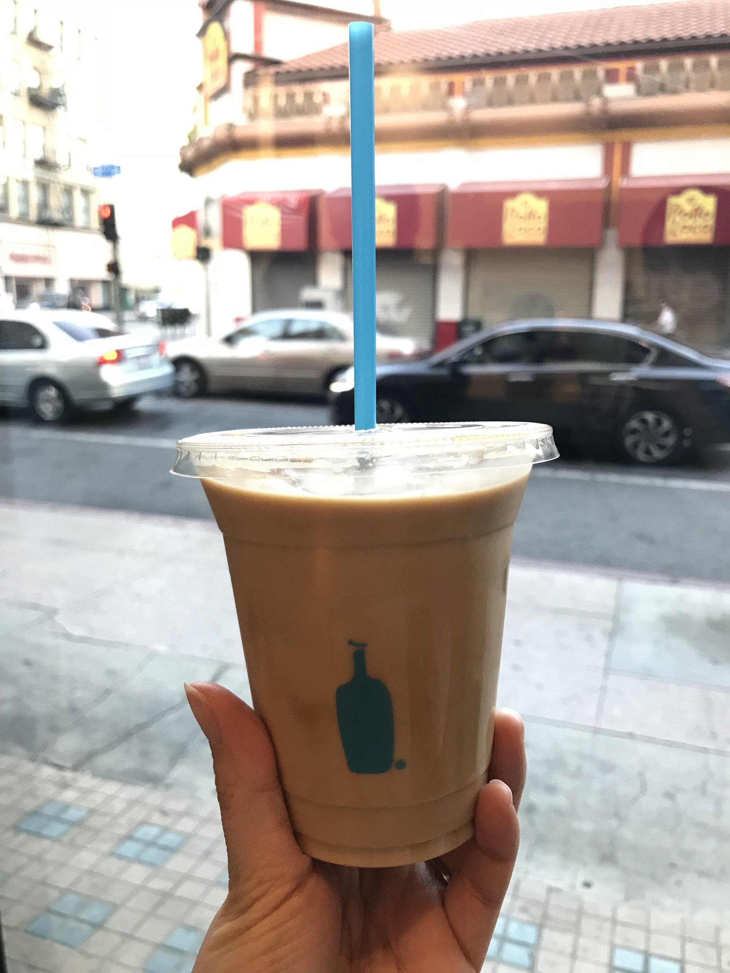 blue bottle coffee la