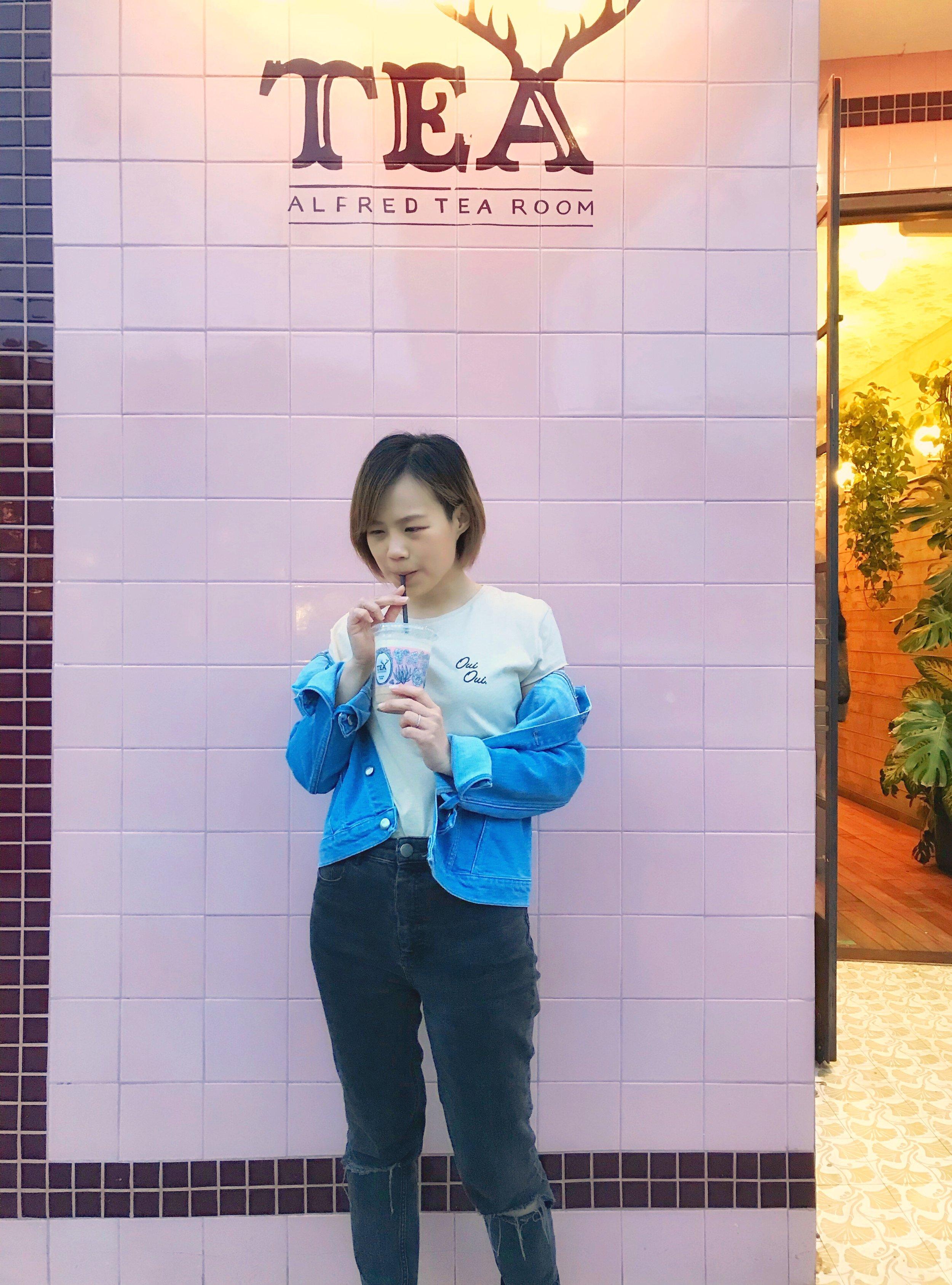 instagram worthy cafes in los angeles alfred tea room