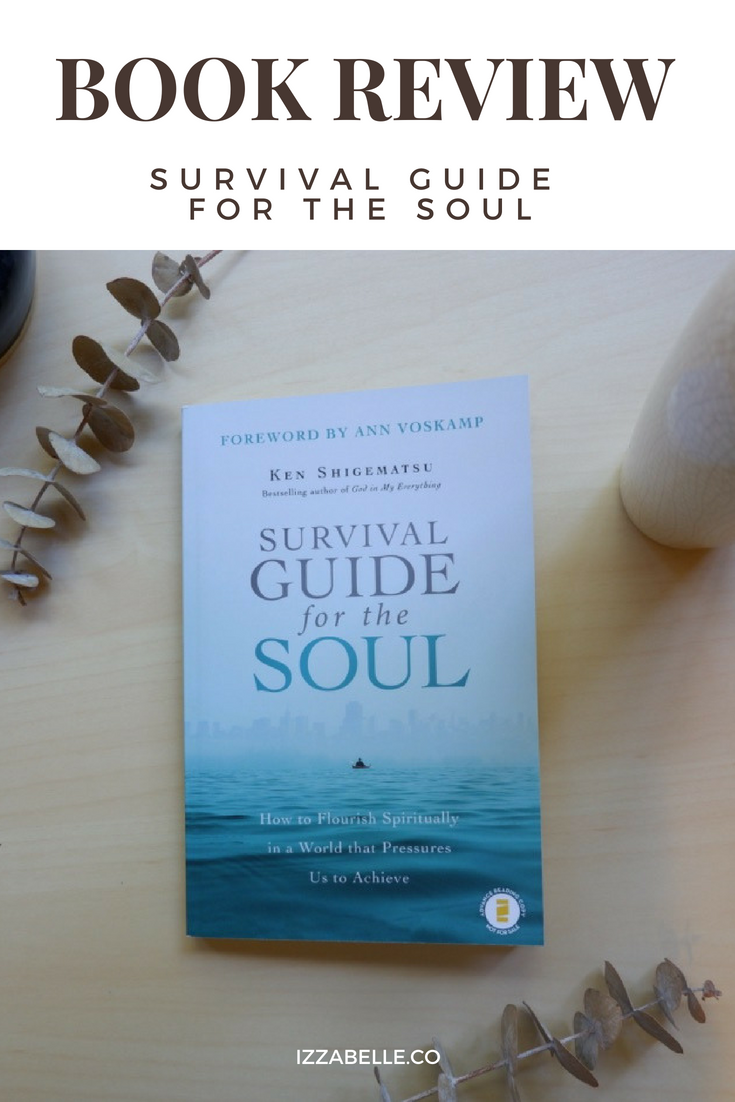 ken shigematsu survival guide for the soul book review