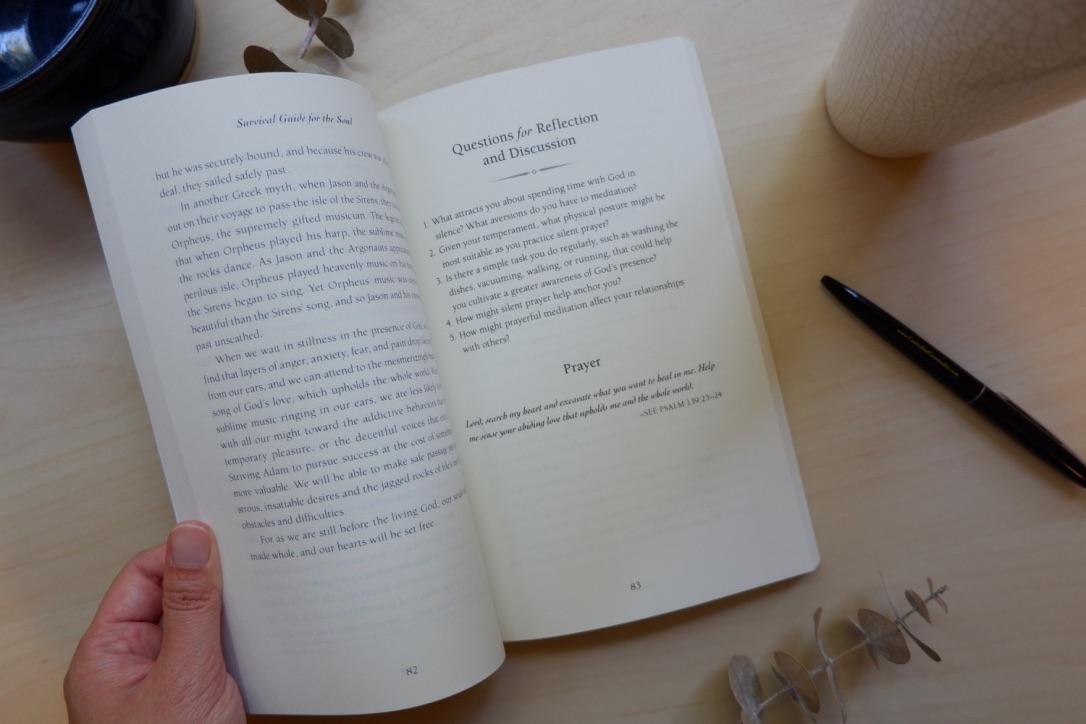 ken shigematsu survival guide for the soul christian book