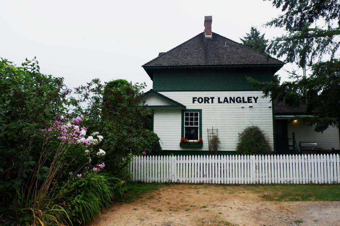 fort langley bc
