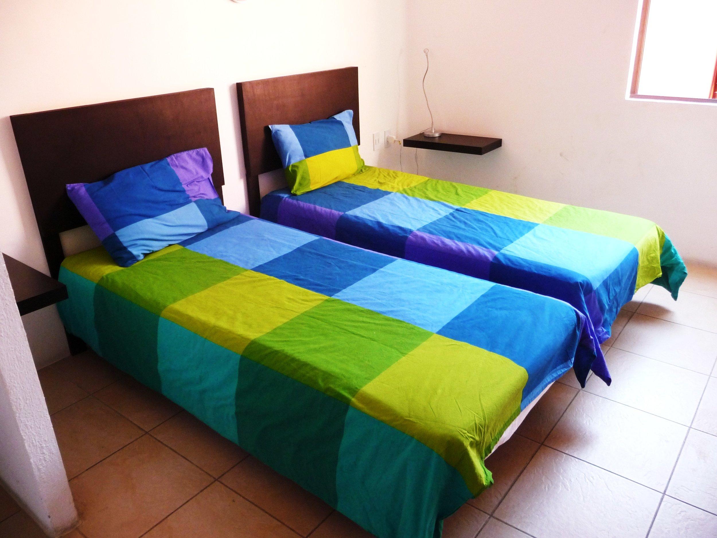 Hostal camas