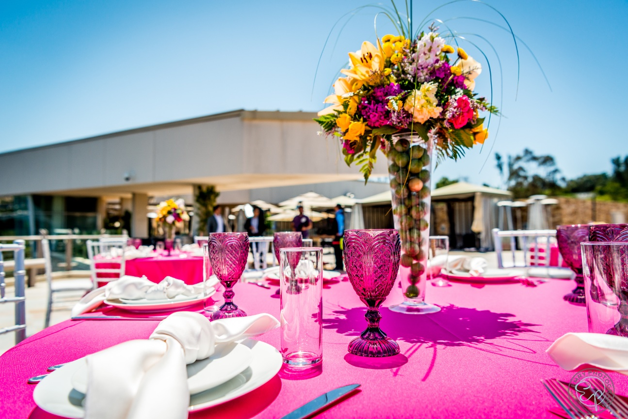 San Diego Event Planning | Events By Lift | Outdoor Wedding Reception