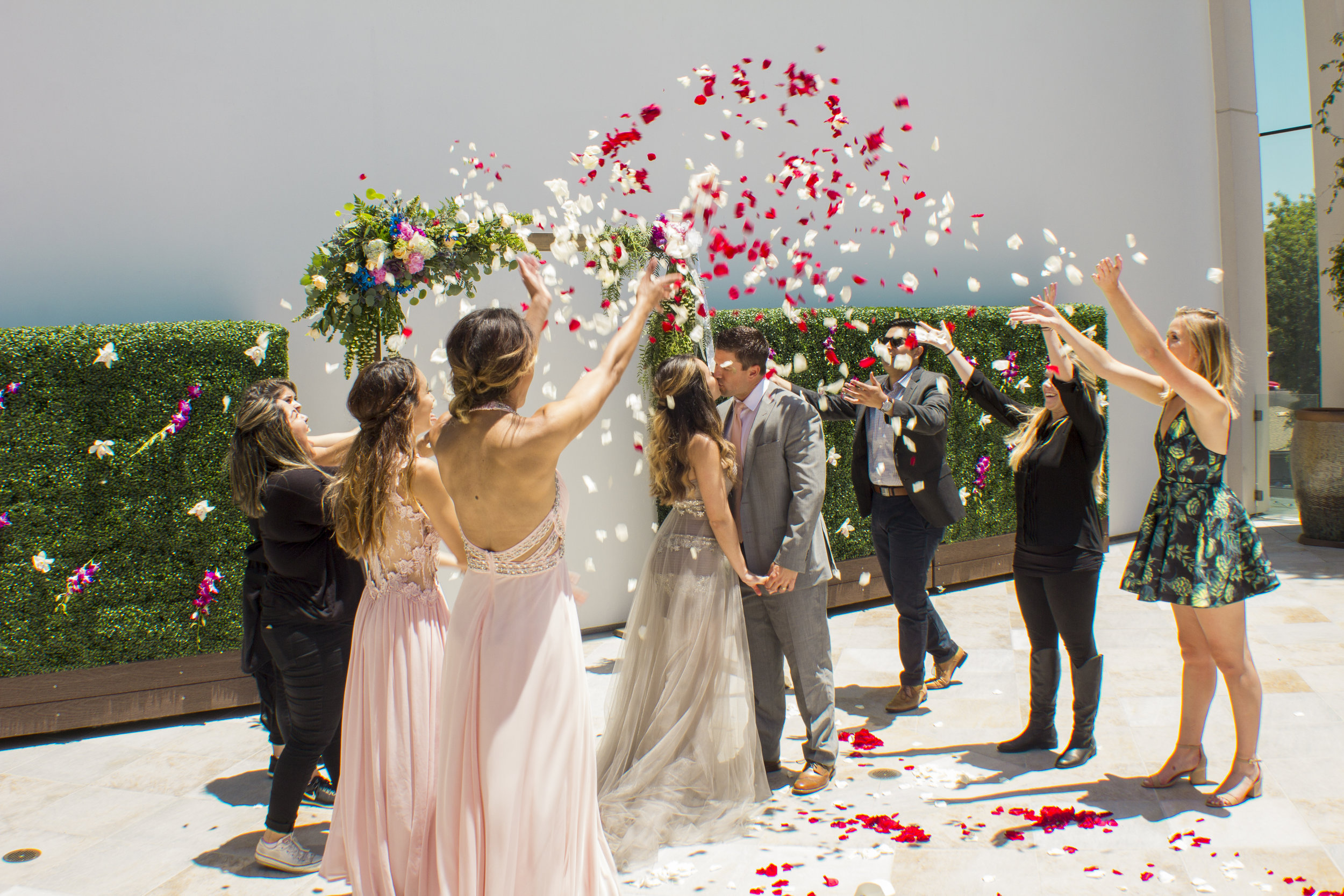 San Diego Event Planning | Events By Lift | Outdoor Wedding Ceremony