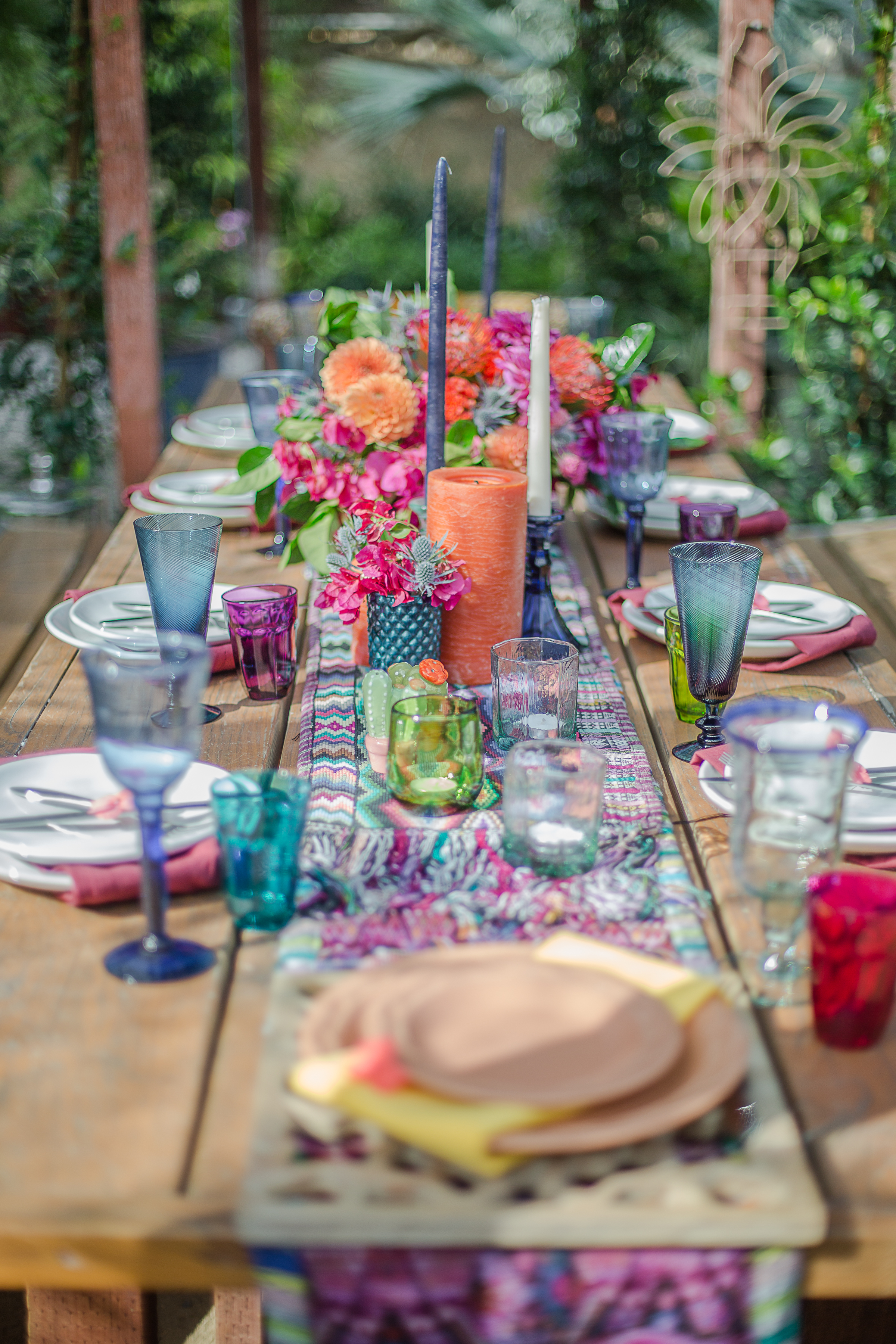 San Diego Event Planning | Events By Lift | Tablescape Setting