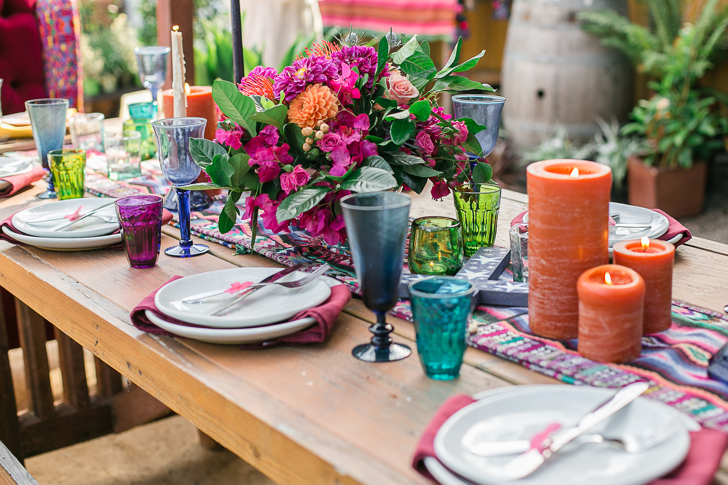 San Diego Event Planning | Events By Lift | Tablescape