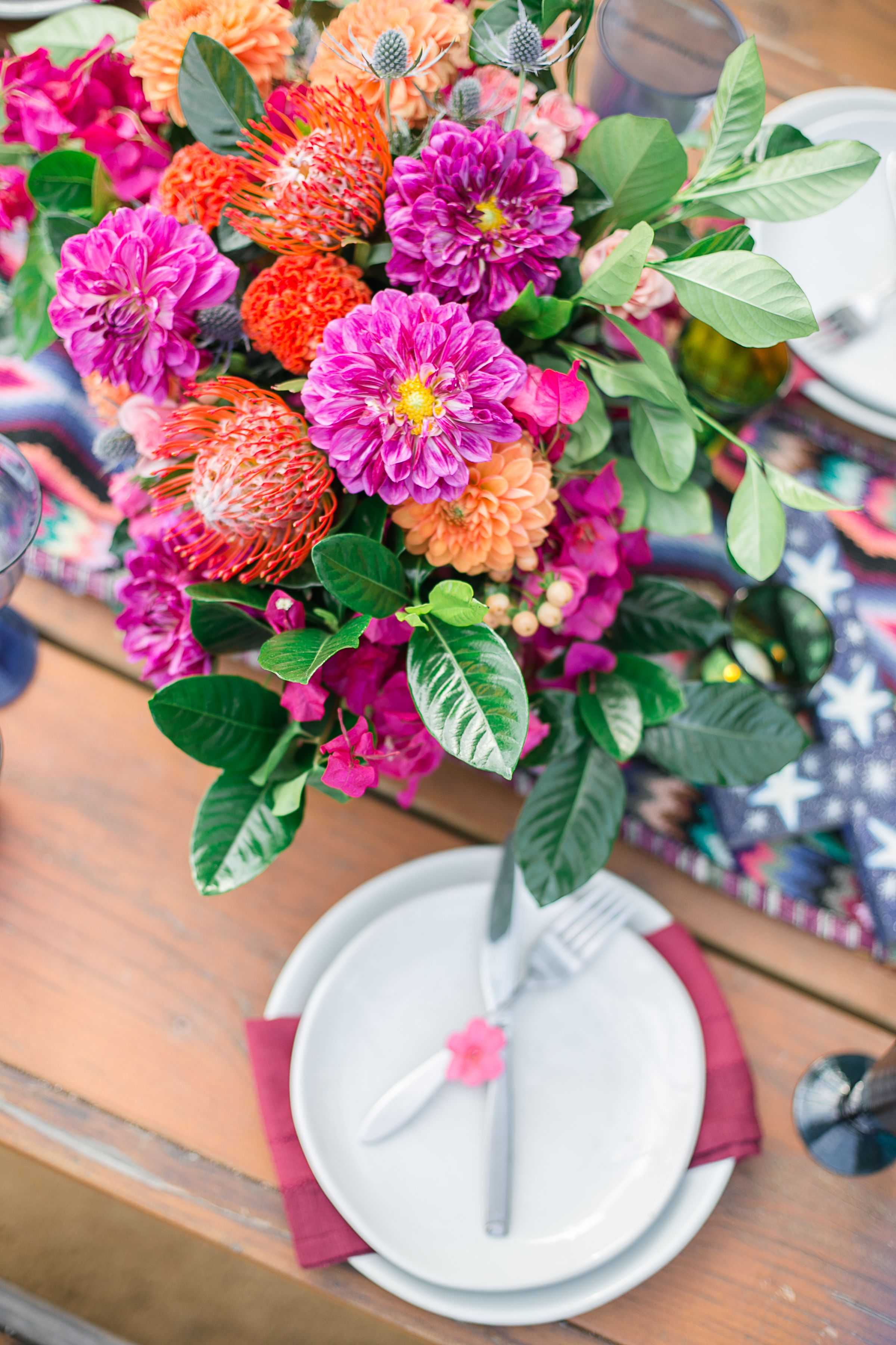 San Diego Event Planning | Events By Lift | Place Setting