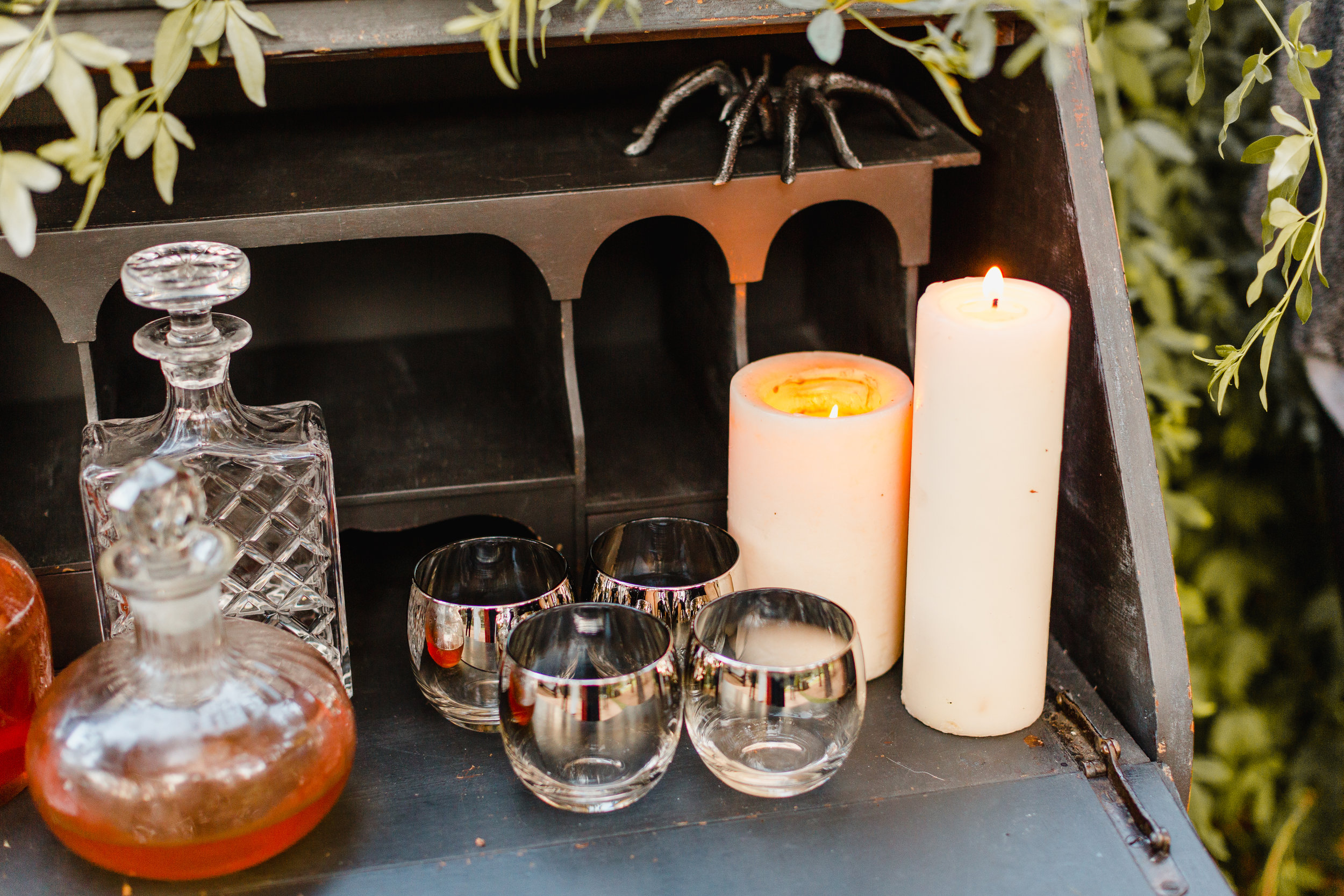 Clear Glassware - $2.00