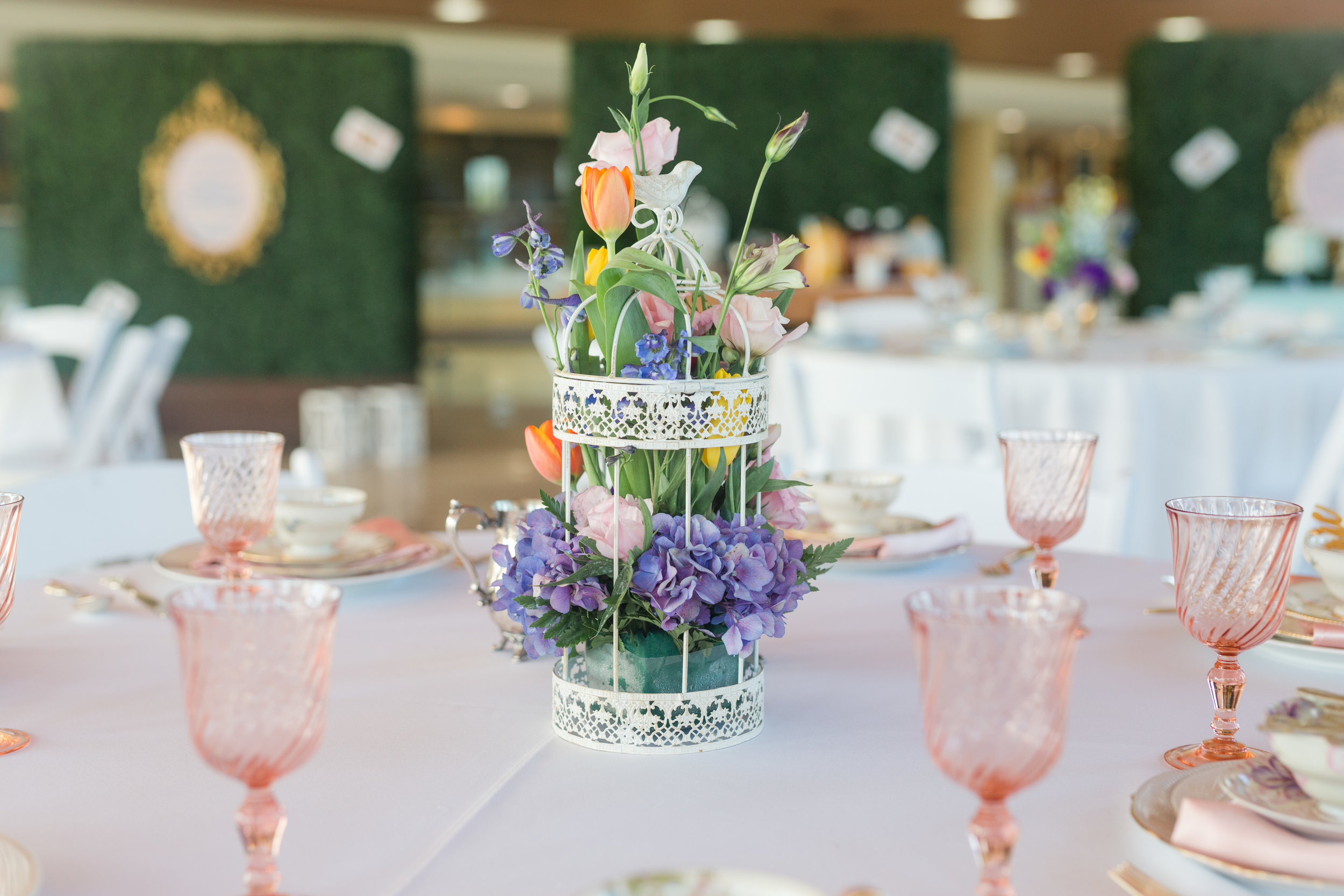 San Diego Event Planning | Events By Lift | Table Setting