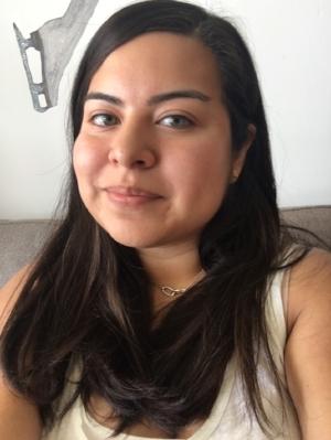 Before facial-without makeup