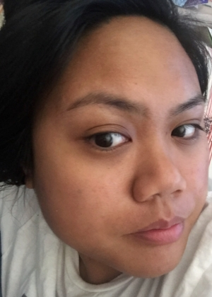 Day after facial