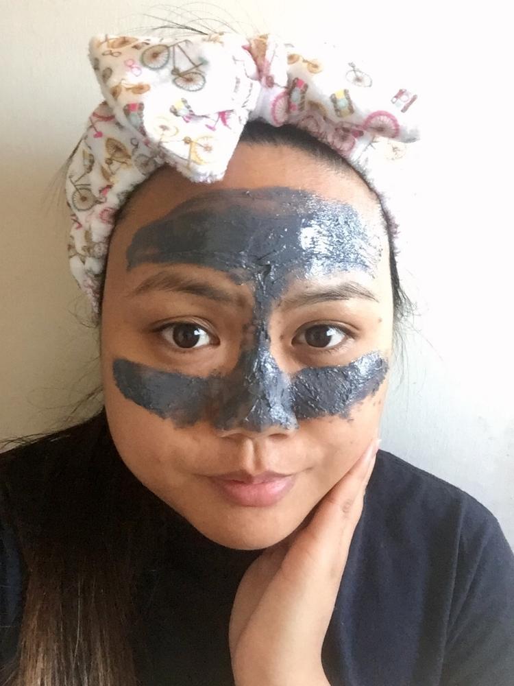 Mask on!