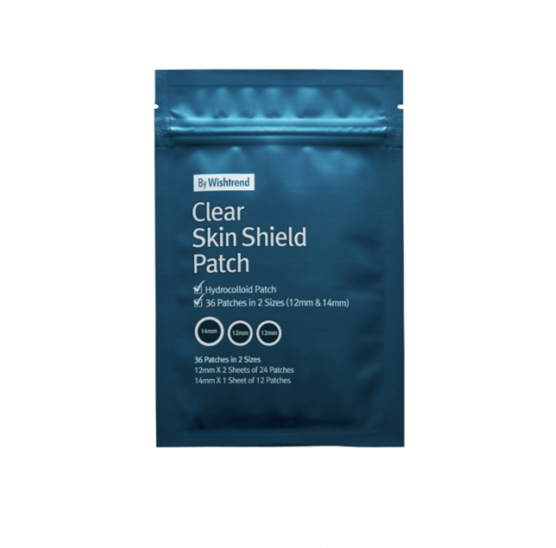 ByWishtrend Clear Skin Shield Patch