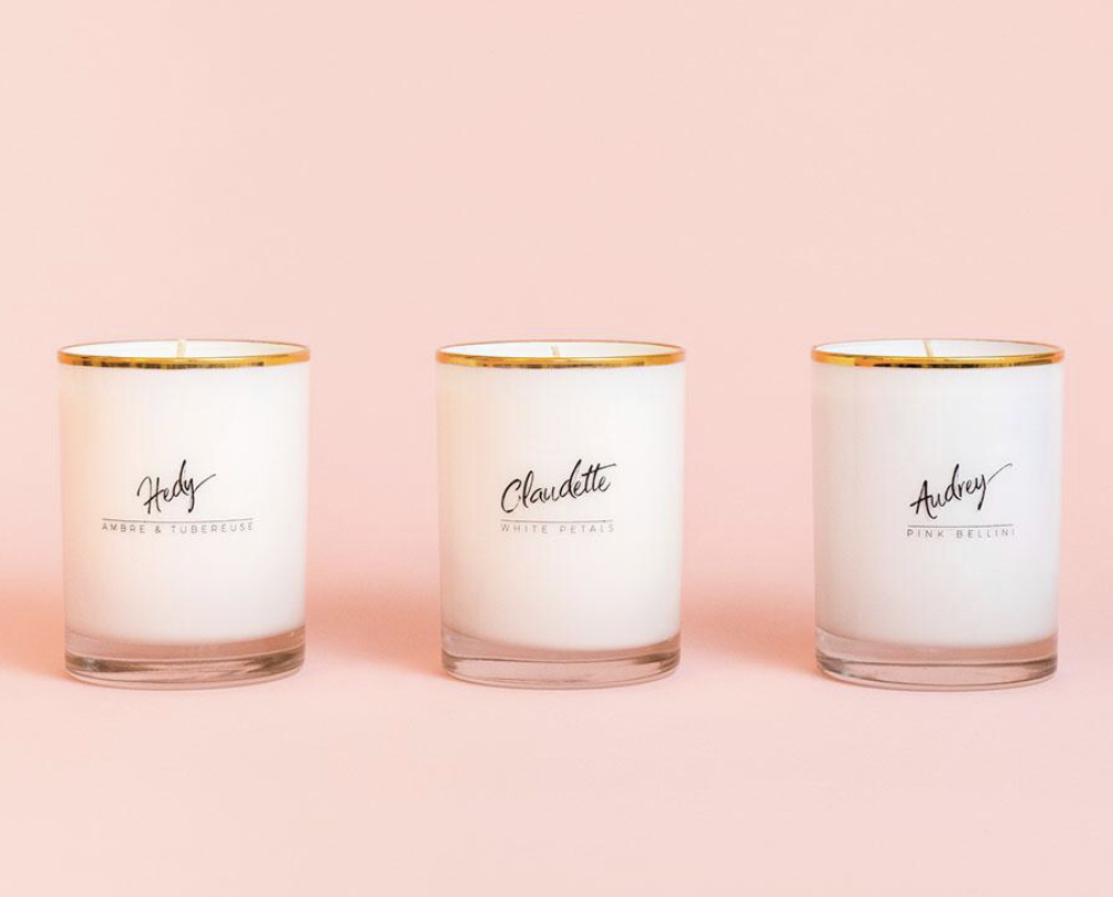 Bijou Candles - Starlets