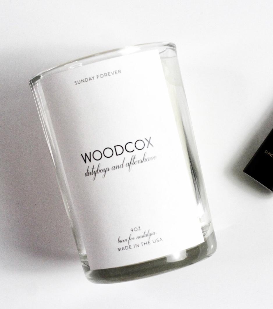 Sunday Forever Woodcox