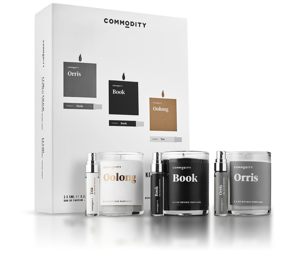 Commodity 3x3 Exploration Kit