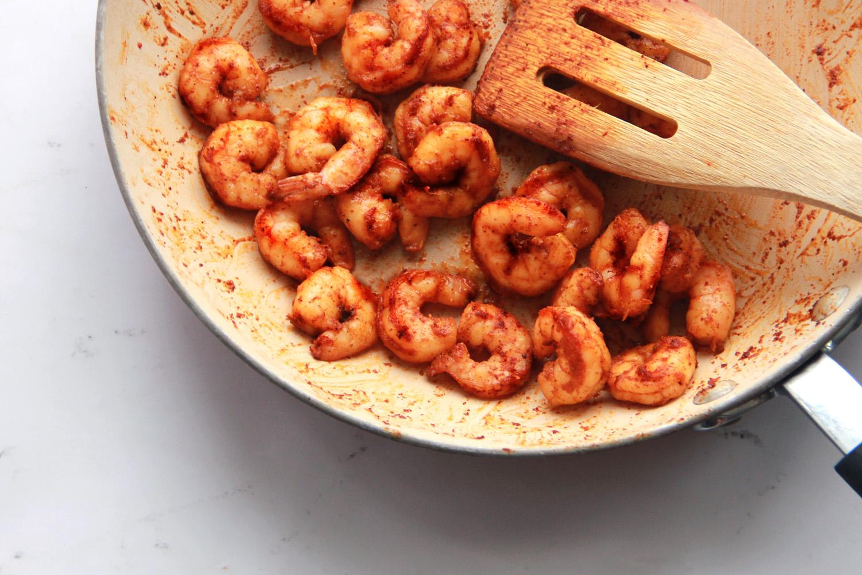Spicy Shrimp Taco Recipe