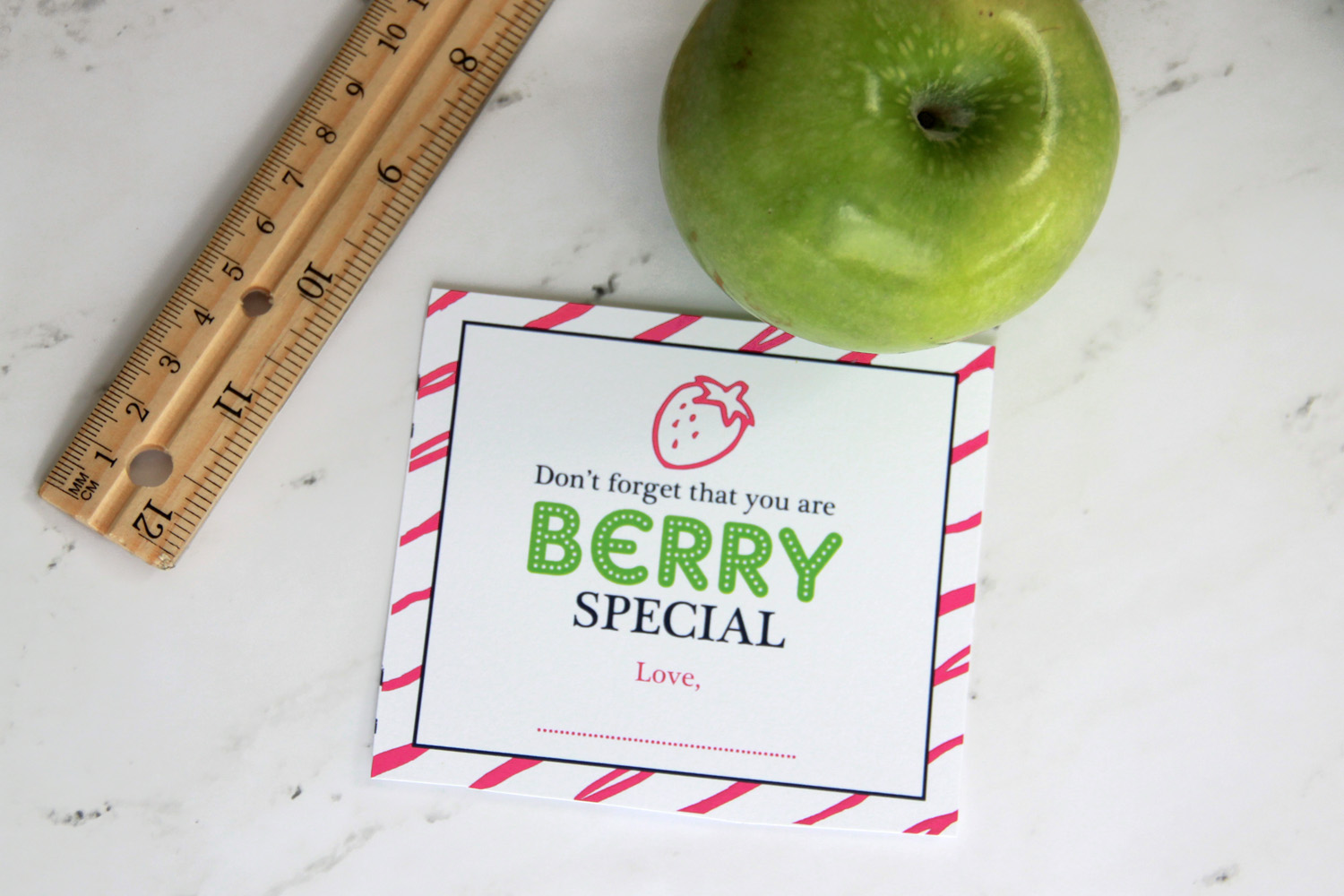 Girl's Lunch Box notes Free Download