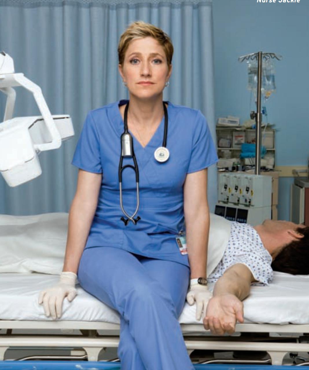 Nurse Jackie, Come Quick